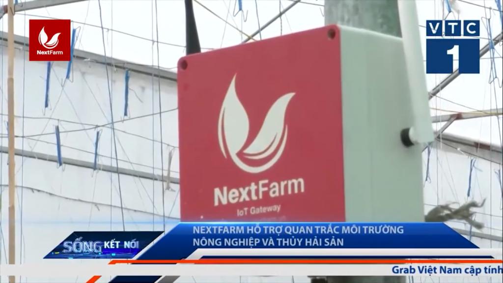 giải pháp quan trắc môi trường nông nghiệp Nextfarm