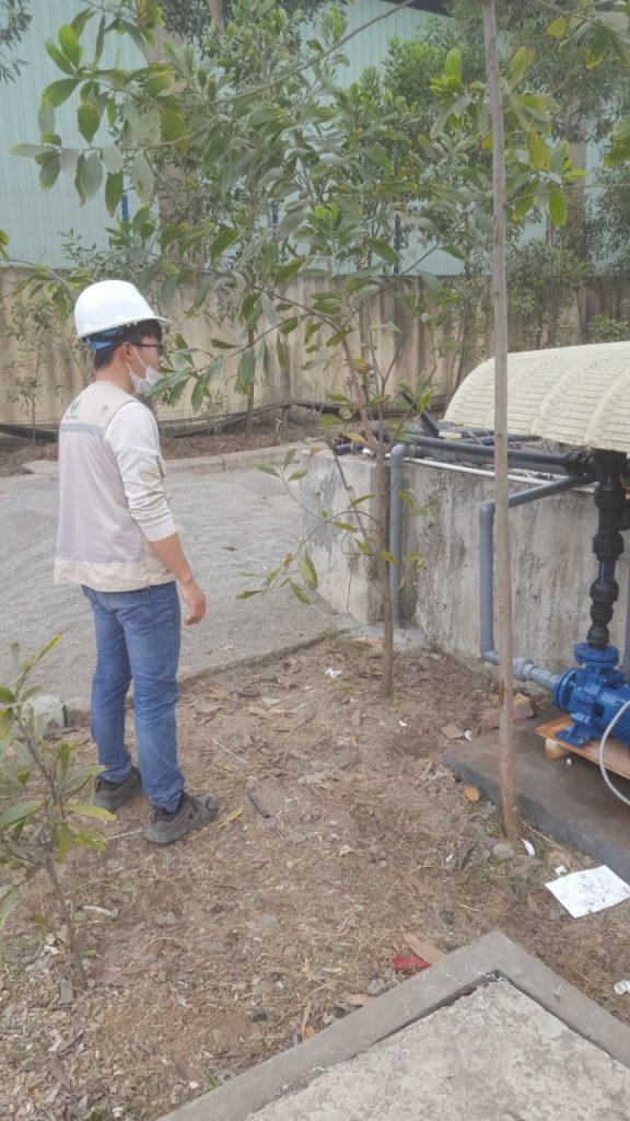 [Hải Phòng] Nextfarm tiếp tục triển khai giai đoạn 3 thi công lắp đặt hệ thống phun dập bụi kết hợp hệ thống tưới cảnh quan cho Nhà máy xử lý rác Thành đại Phú Mỹ – Nam Cầu Kiền – Hải Phòng