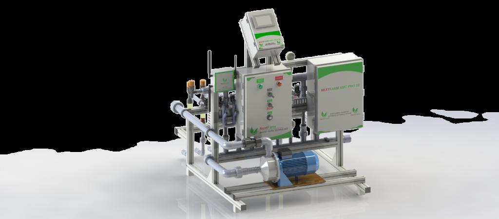 máy châm phân dinh dưỡng Nextfarm