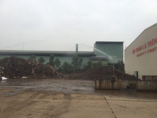 Giải pháp dập bụi nhà máy – Nextfarm Dust Surpression