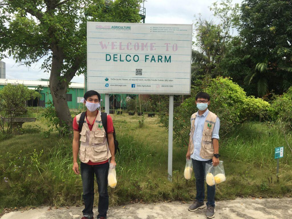 Nextfarm triển khai giải pháp nông nghiệp thông minh cùng phần mềm truy xuất nguồn gốc sản phẩm Nextfarm QRCheck cho Delco Farm Bắc Ninh