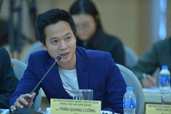 Ông Trần Quang Cường, CEO của Nextfarm cho rằng khởi nghiệp trong lĩnh vực nông nghiệp công nghệ cao đó chính là chọn bài toàn khó.