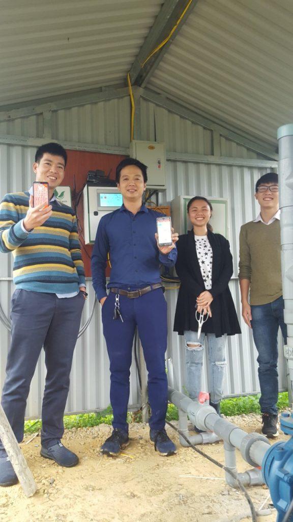 Startup Việt và giấc mơ tự động hóa nông nghiệp (cesti.gov.vn)