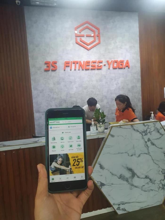 phần mềm quản lý phòng gym Gym Master