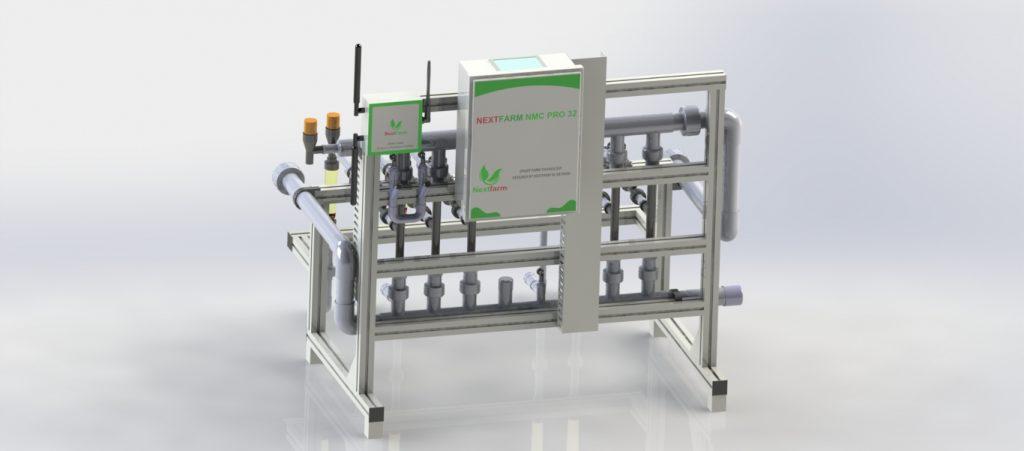 Nextfarm triển khai hệ thống châm phân tự động Nextfarm Fertikit 4G PD Mode nâng cao cho ATFarm An Giang