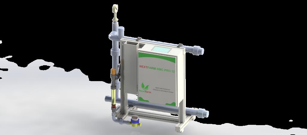 Máy châm phân tự động cho cây ăn quả Nextfarm Fertione