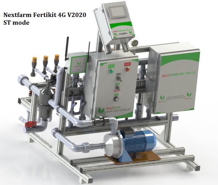 NextFarm Fertikit 4G V2020 ST mode
