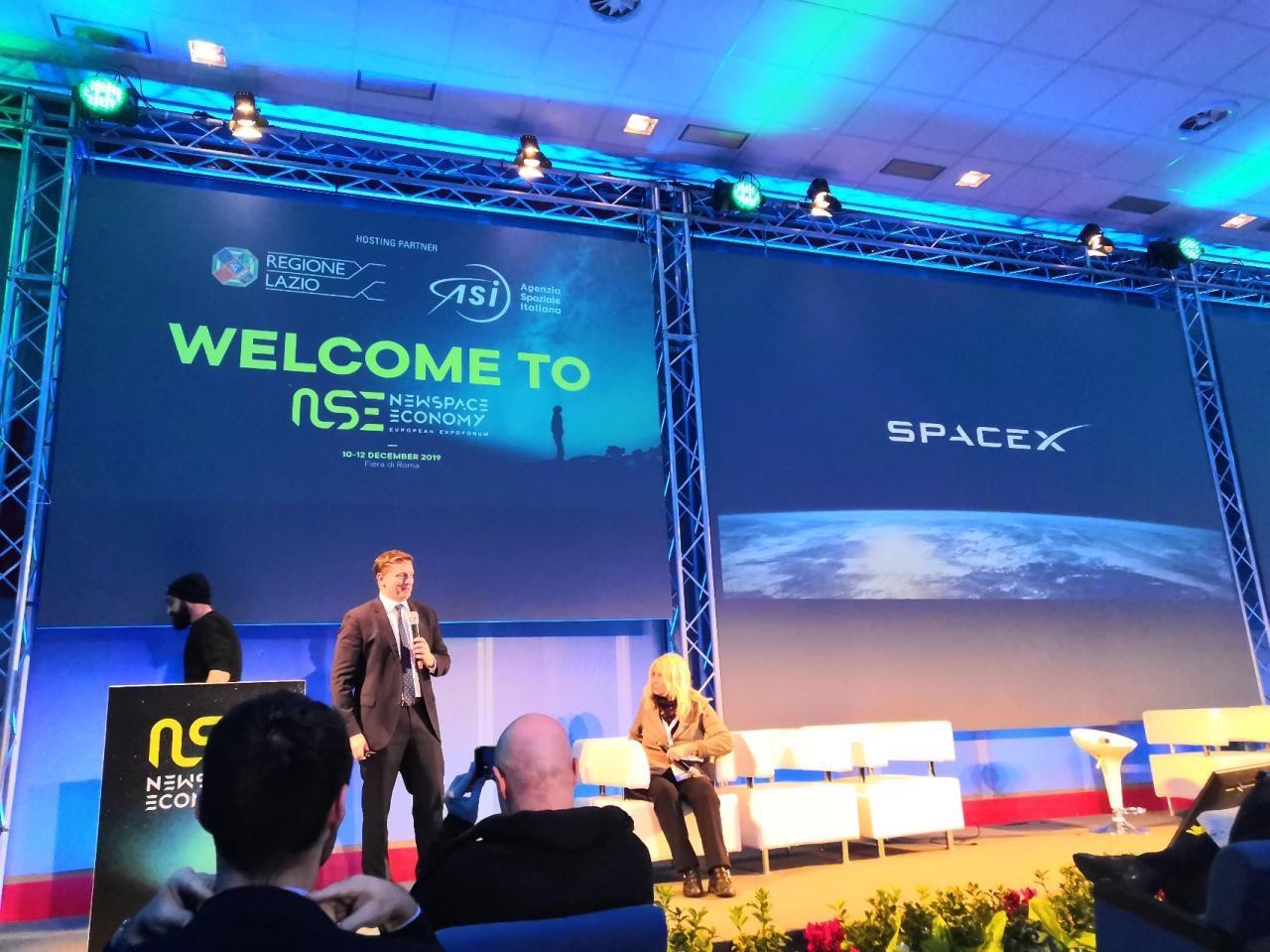 Bài thuyết trình của SpaceX