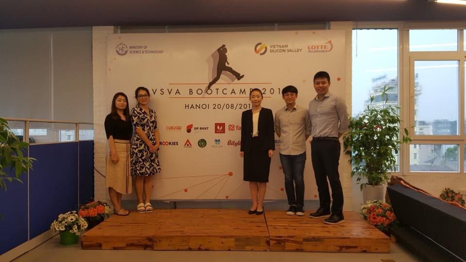 Quỹ đầu tư Vietnam Silicon Valley (VSV+Lotte) chọn Nextfarm vào chương trình VSVA 2018