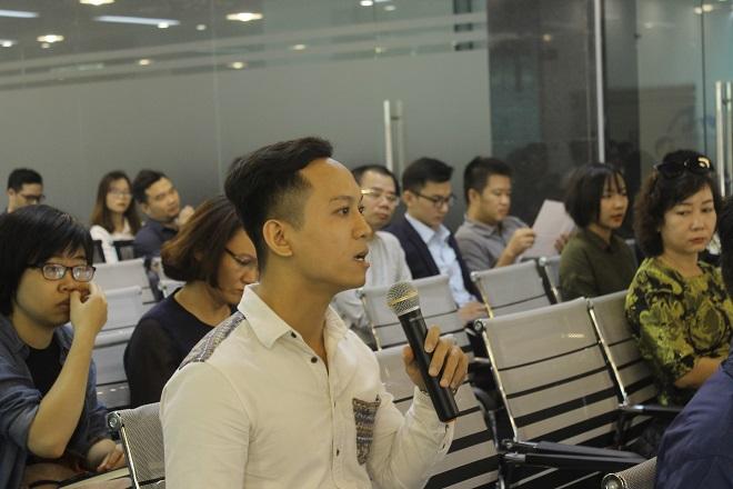 Sự kiện thu hút nhiều startup, doanh nghiệp về công nghệ cao và logistics.