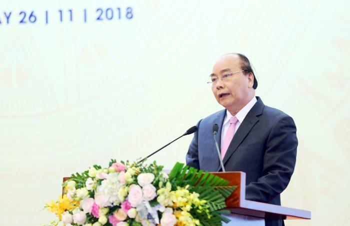 Giải pháp Nông nghiệp thông minh Nextfarm vinh dự được Thủ tướng Chính phủ Nguyễn Xuân Phúc động viên ghi nhận khen thưởng những Tổ chức Doanh nghiệp có thành tích đóng góp cho Nền Nông nghiệp Việt Nam