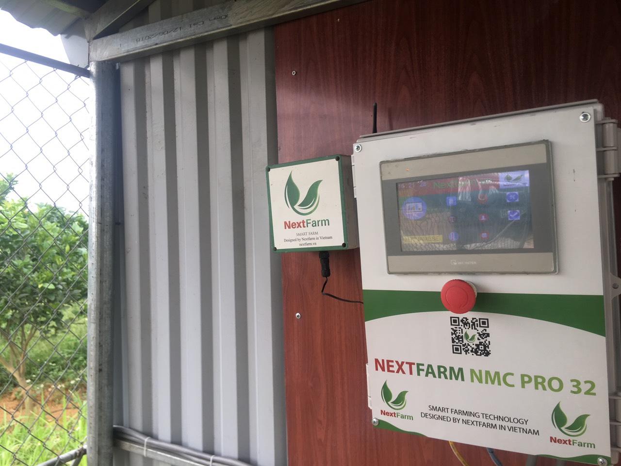 Hê thống điều khiển Nextfarm NMC Pro