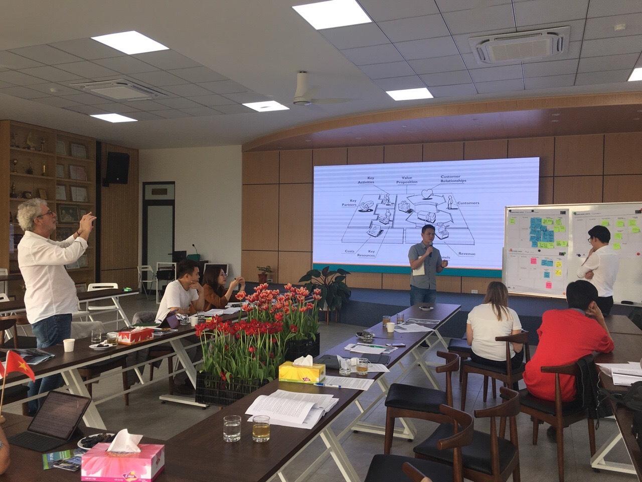 Nextfarm tham gia triển khai dự án tiền khả thi xây dựng Trung tâm Nông nghiệp Công nghệ cao của Shinec (Nam Cầu Kiền) và Kenlog (Hà Lan)